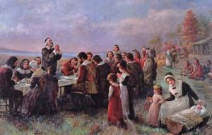 Primeros colonos