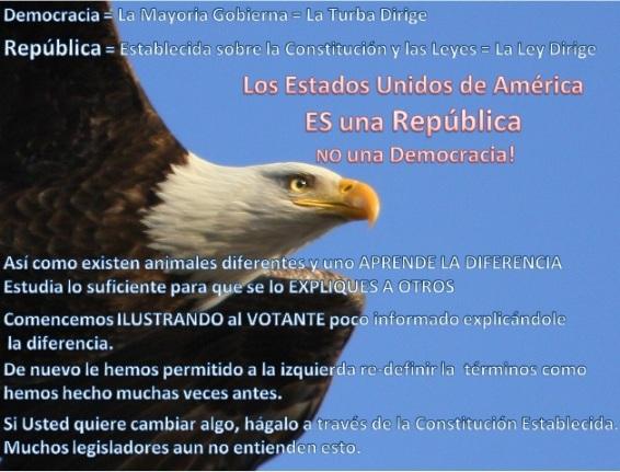 Republica - Democracia - Diferencia