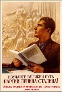 SOCIALISTA-APRENDE A PENSAR