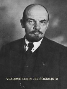 VLADIMIR LENIN - EL SOCIALISTA