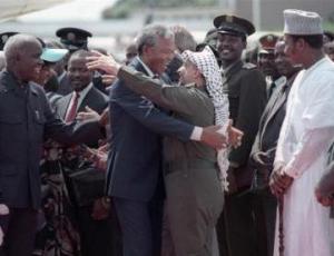 Mandela-Arafat