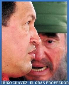 Chavez-Fidel-Castro_el gran proveedor