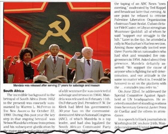 Mandela - Winnie - Alovo