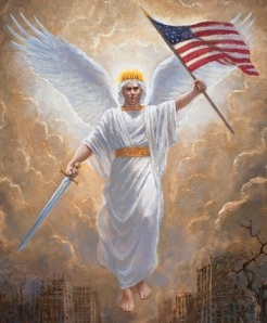 Angel Luminoso - Jon McNaughton